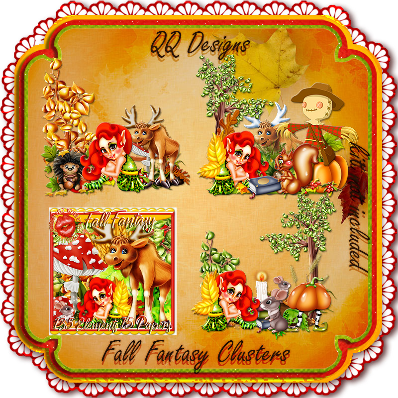 Fall Fantasy Clusters