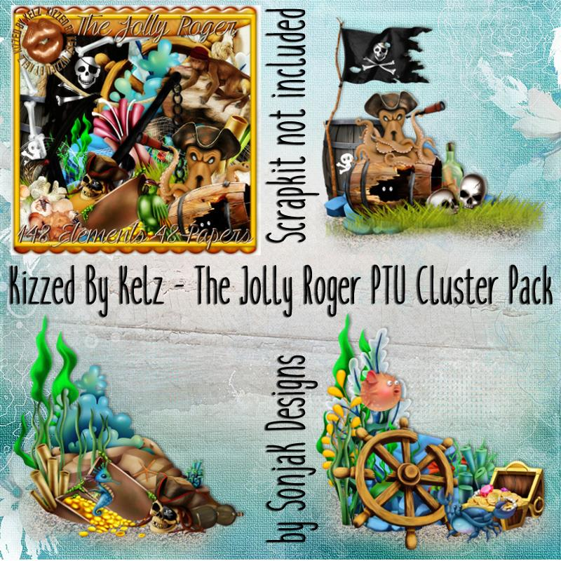 The Jolly Roger Clusters